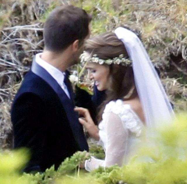 Натали Портман и Бенджамин Мильпье. Актриса и французский хореограф познакомились в 2008 году, а через два года объявили о намерении пожениться.