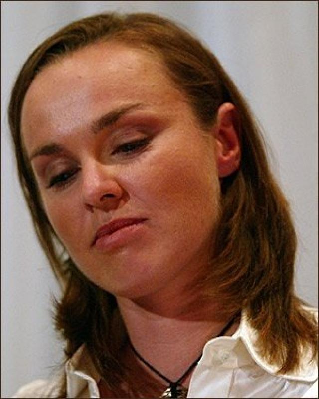 """В ноябре 2007 года в крови пятикратной победительницы турниров """"Большого шлема"""" были обнаружены следы кокаина. Ей грозила дисквалификация на 2 года."""