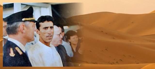 Мауро Проспери. В 1994 итальянский полицейский участвовал в гонке на выносливость Marathon des Sables - 250-километровая гонка в пустыне Сахара. Вскоре после старта началась песчаная буря. Несколько часов Проспери шел спиной к ветру, а когда буря утихла, оказалось, что он идет в неверном направлении.