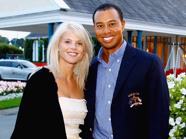 Тайгер Вудс и Элин Нордегрен. Звезда гольфа шокировал поклонников новостями о своих амурных похождениях, которые и стали причиной разрыва с супругой.