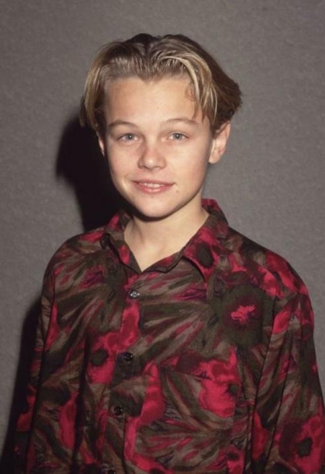 """Леонардо Ди Каприо. Да, вы не ослышались, актер начинал свою карьеру именно в """"Санта-Барбаре"""", сыграв в 14 лет маленького Мэйсона Кэпвелла."""
