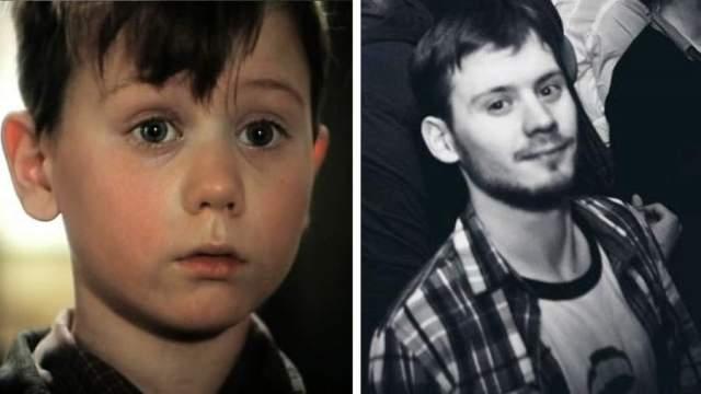 """Миша Филипчук. Успех фильма """"Вор"""" и ряд премий, полученных самим мальчиком, не прибавили ему желания стать актером."""