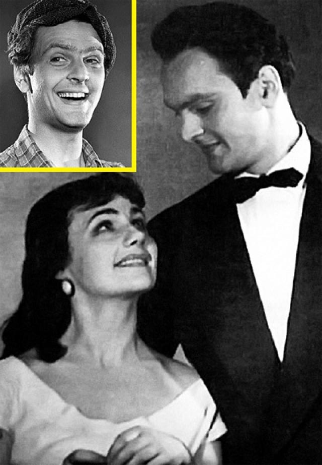 Его новой страстью стала партнерша по сцене Екатерина Райкина. От нее у актера родился сын Алеша. Но и с ней брак оказался недолговечным.