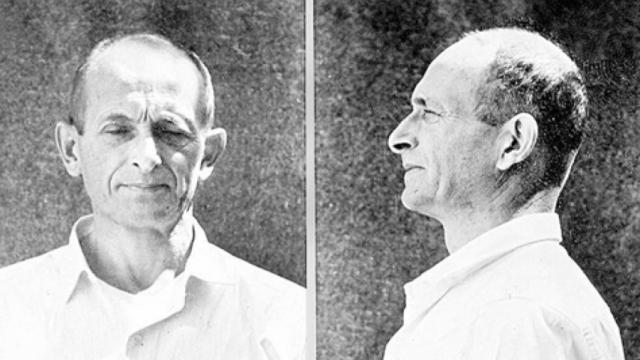 """В 1958 году о том, что нацистский преступник скрывается в Аргентине стало известно израильской разведке """"Моссад"""". Операция по поимке Эйхмана организовывалась два года."""