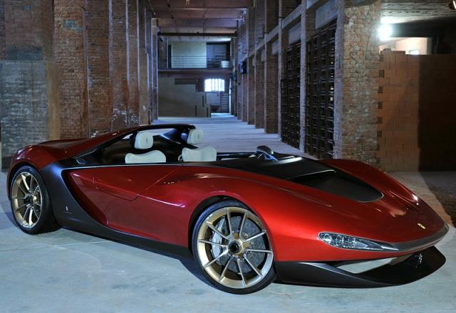 Pininfarina Ferrari Sergio - $4 400 000.