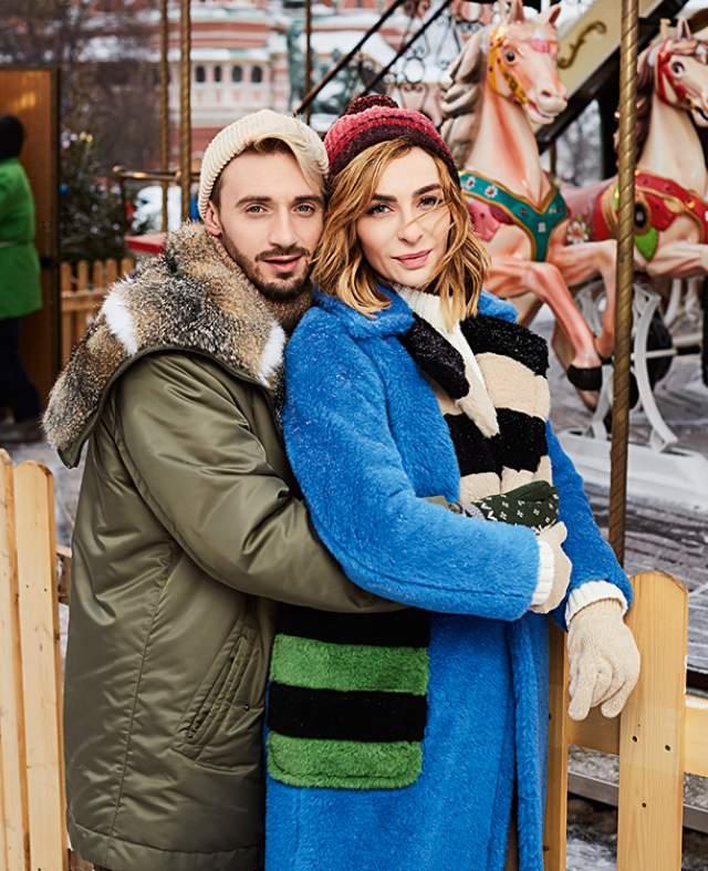 Екатерина Варнава . 33-летняя КВНщица и участница шоу Comedy Woman (и его же хореограф, кстати) познакомилась со своим возлюбленным, танцором Константином Мякиньковым, в 2015 году.