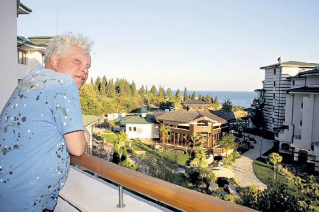 Борис Моисеев приобрел квартиру в Болгарии.