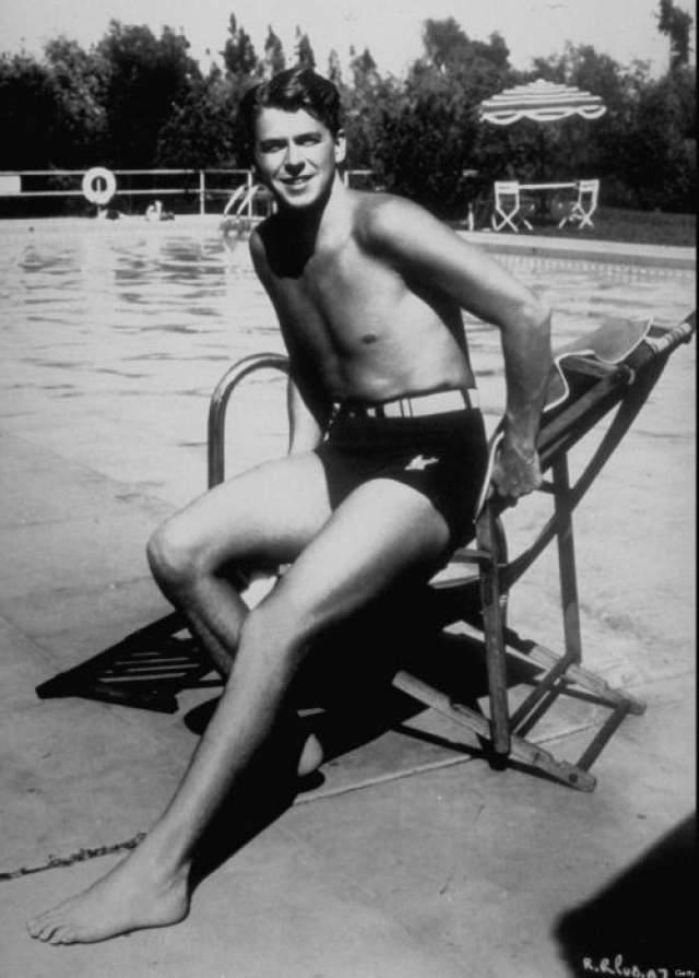 Рональд Рейган, 1940 год