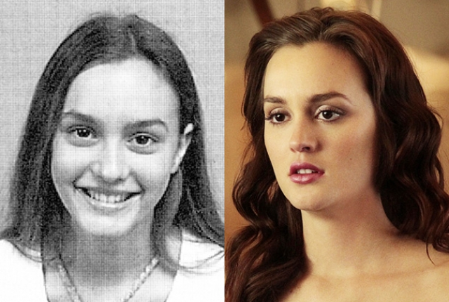 """Лейтон Мистер. В школьные годы актриса была противоположностью своей героини из """"Сплетницы"""": """"Надо мной издевались в средней школе, потому что я была очкариком и зубрилой. У нас не было много денег, и я не могла подойти к маме и сказать, что мне просто необходимы эти дорогущие джинсы""""."""