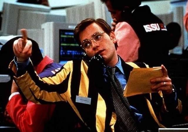 """В 1998 году по его книге был снят фильм """"Аферист"""" с Юэном Макгрегором в главной роли Кадр из фильма"""
