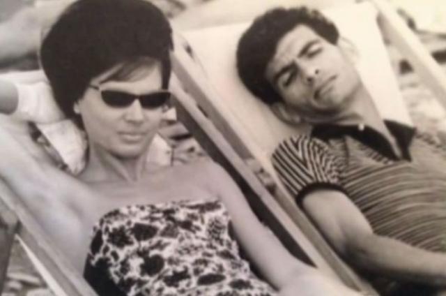 После этого единственным возлюбленным Регины, а потом и мужем стал московский художник Феликс-Лев Збарский - сын ученого Бориса Збарского (врача, который бальзамировал Ленина).