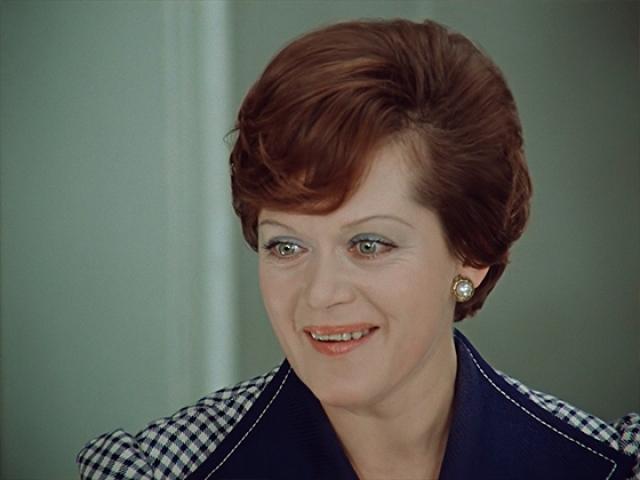 Но после выхода фильма на экраны в стране не осталось ни одного человека, который не знал бы, кто такая Алиса Фрейндлих.