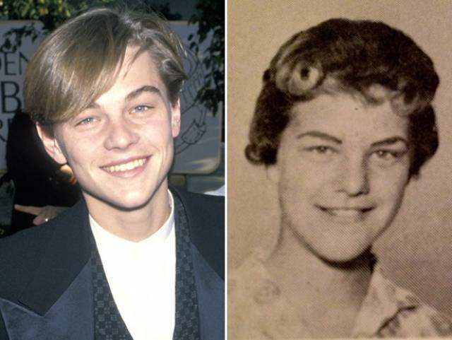 Двойник Леонардо Ди Каприо и вовсе женского пола - девушка по имени Джуди Зиппер.
