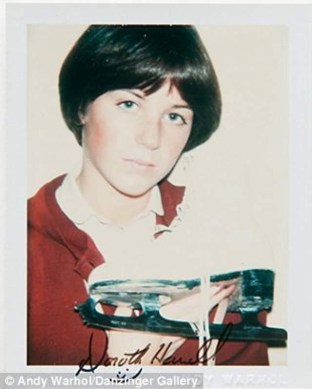 Дороти Хэмилл , американская фигуристка.