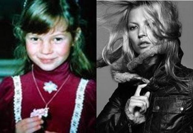 Кейт Мосс , модель