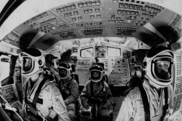 Катастрофические изменения в работе двигателей не были замечены ни экипажем, ни наземным контролем.