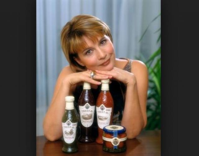 Татьяна Веденеева почти 15 лет является совладельцем компании Trest B, которая занимается производством натуральных соусов.