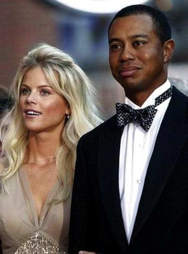 Тайгер Вудс и Элин Нордегрен. Энтони Тонту (а это настоящее имя самого богатого и знаменитого гольфиста мира с тайско-негритянскими корнями) был женат на красавице-шведке.