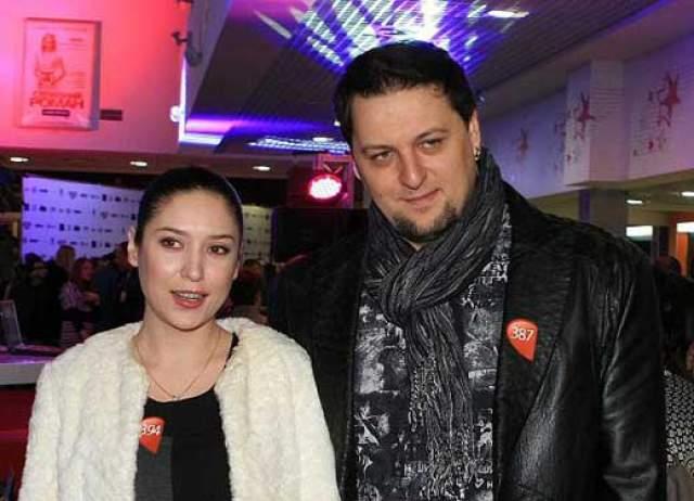 С 1993 года Винницкая встречалась и жила с продюсером Сергеем Алексеевым, за которого вышла замуж в 1995 году. У них замужем за продюсером Сергеем Алексеевым.