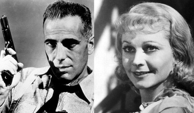 "1952 - Хамфри Богарт (""Африканская королева"")/Вивьен Ли (""Трамвай ""Желание"""")"