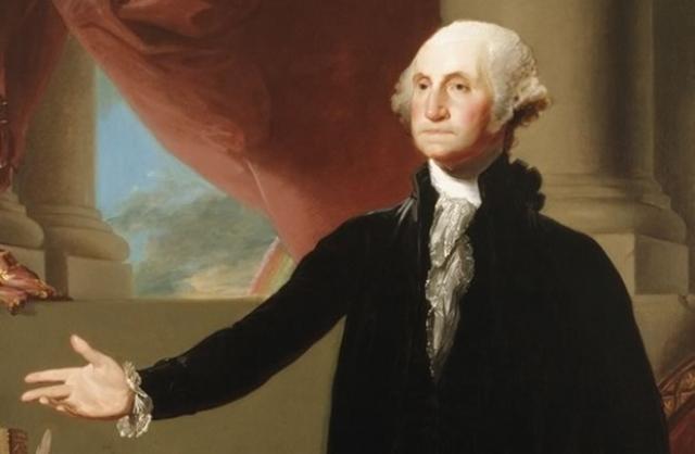 Джордж Вашингтон. Полководец и государственный деятель всю жизнь страдал боязнью преждевременного захоронения – тафефобией.
