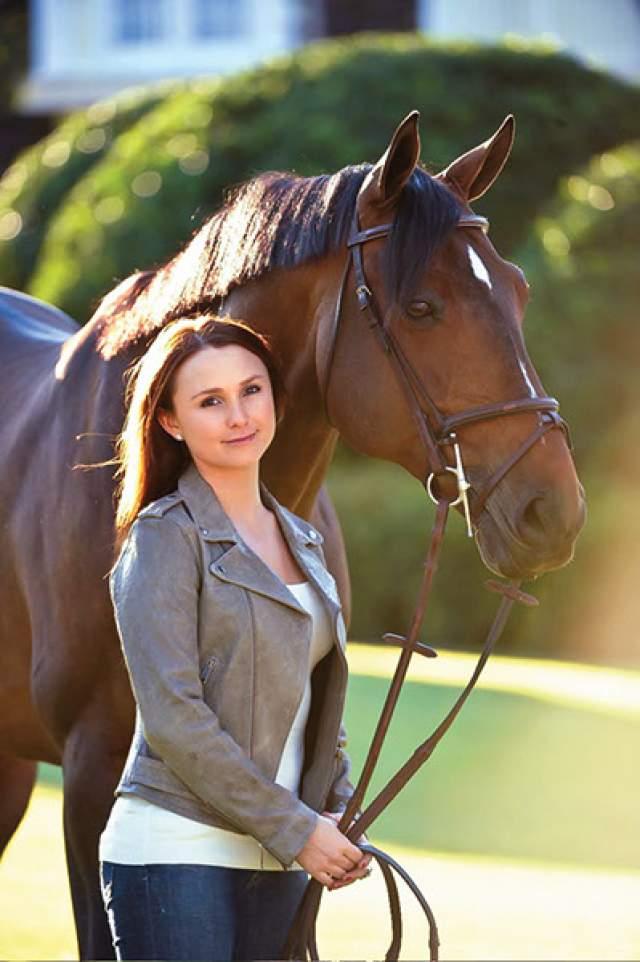 Из бизнес-шагов девушки можно выделить разве что основание благотворительной компании Rider´s Closet, которая собирает подержанную конную экипировку для спортсменов из американских колледжей и университетов.