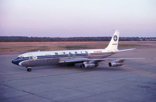30 января 1979 года авиалайнер Boeing 707-323C авиакомпании Varigruen выполнял грузовой рейс RG-967 по маршруту Токио—Лос-Анджелес—Рио-де-Жанейро, но через 30 минут после взлета исчез над Тихим океаном.