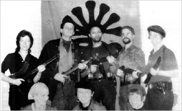4 февраля прямо в университетском городке Патти была захвачена американской леворадикальной террористической группировкой Симбионистская армия освобождения.