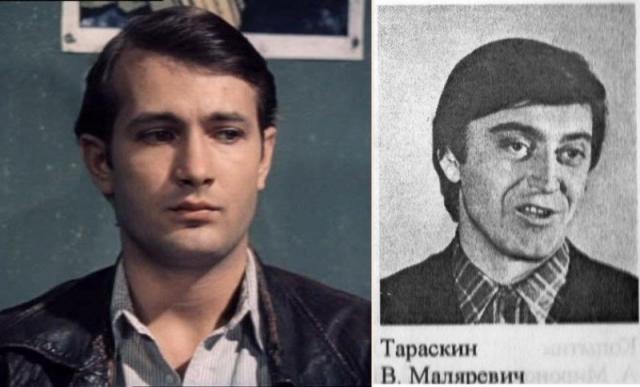 Коля Тараскин - Градов Андрей Петрович.