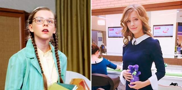 Лиза Арзамасова , исполнившая роль Галины Сергеевны в реальной жизни также является девушкой целеустремленной и серьезной.