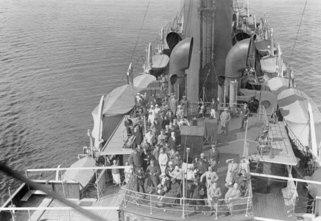 В ходе очередного ремонта в 1938 году он превратился в один из самых роскошных круизных океанских лайнеров в мире, имея в длину 168 метров, ширину 19,8 метров и увеличенное водоизмещение 14660 тонн.