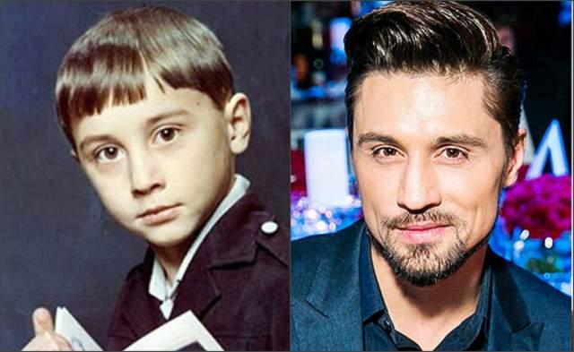 Дима Билан, 36 лет. Урожденный Виктор Белан носил в детстве милую кличку Белка. Полагаем, не нужно расшифровывать, почему так сложилось.
