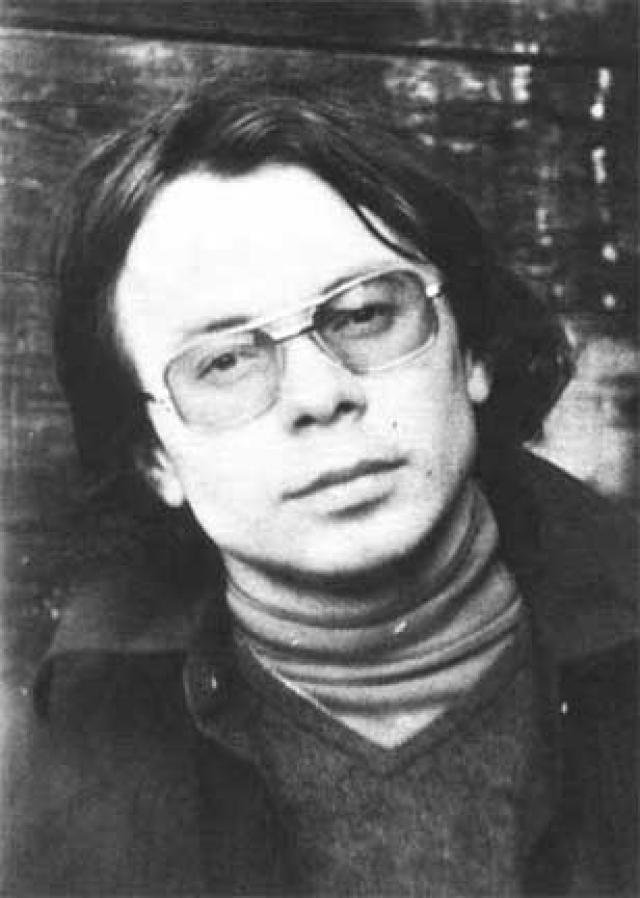 Геннадий Трифонов. Советский писатель, поэт и диссидент стал одним из первых фактически открытых геев в СССР.