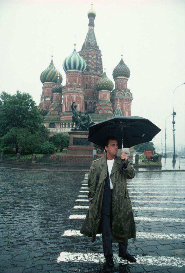 Билли Джоэл , 1987.