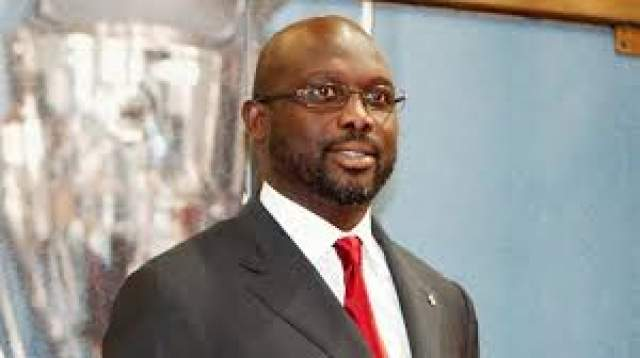 В 2003 году Веа завершил карьеру и тут же начал свою политическую карьеру и объявил о намерении баллотироваться на пост президента своей страны, Либерии.