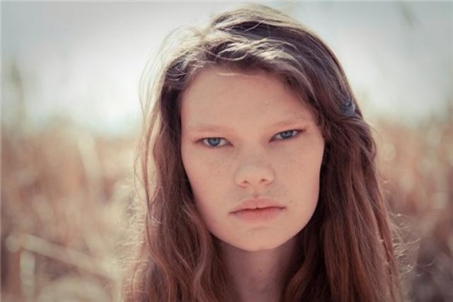 Келли Миттендорф. Скаут заметил девушку в 11 лет! А ее дебют на подиуме состоялся в коллекции Marc Jacobs весна-лето 2012.