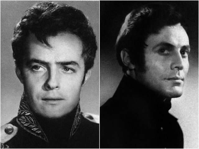 ...Эдуард Марцевич и Юрий Соломин. Первый в итоге сыграл Друбецкого).