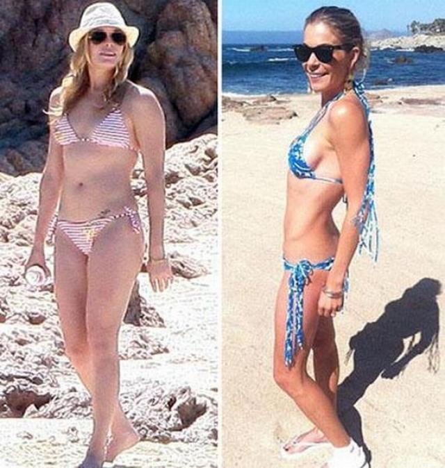 Фанаты и журналисты не оценили преображения ЛиЭнн и упрекнули артистку в злоупотреблении диетами.