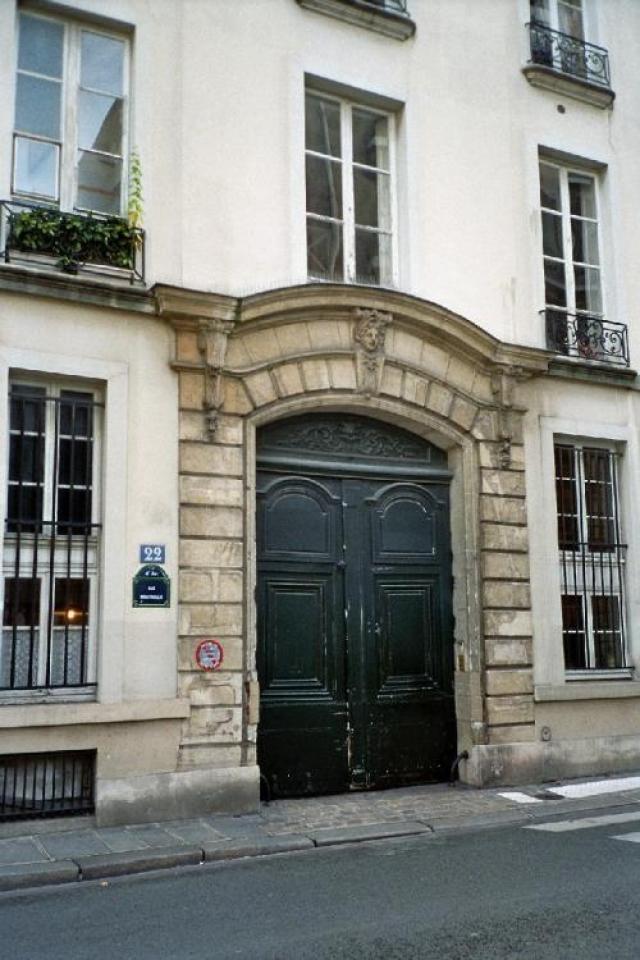 Подробности того, что же на самом деле произошло 3 июля 1971 года неизвестны. Есть свидетельства его подруги Памелы. Вечером 2 июля они вернулись в свою квартиру в дом № 17 на Rue Beautreillis.