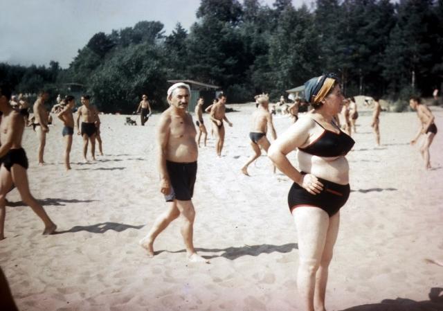 Советский пляж.