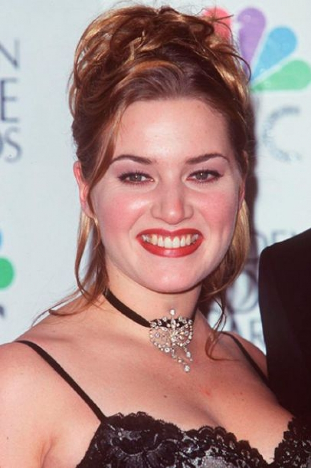 Кейт Уинслет. Актриса с годами явно нашла свой стиль.