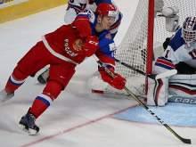 Федерации хоккея США и Канады попросили допустить чистых российских спортсменов к ОИ-2018