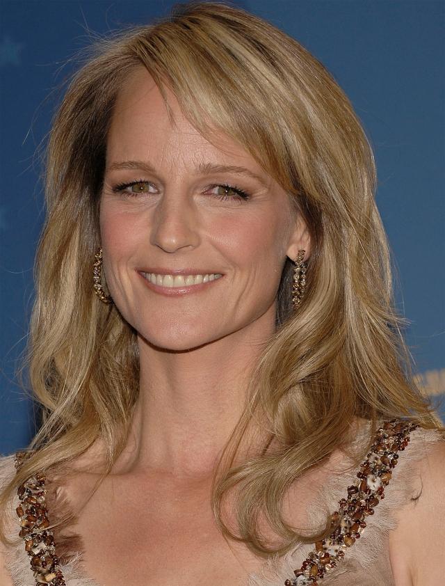 Хелен Хант. 54-летняя актриса на светских мероприятиях и на снимках из глянцевых журналов выглядит блестяще.