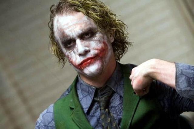 Также свою версию в 2008 году представил и актер Хит Леджер .
