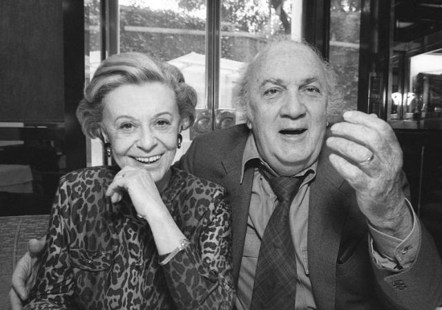 31 октября 1993 года скончался Федерико Феллини, на следующей день после 50-летия их свадьбы. Спустя пять месяцев, 23 марта 1994 года, от рака легких скончалась и Джульетта Мазина. Она умерла во сне в возрасте 73 лет.