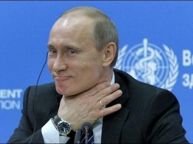 """Владимир Путин : """"Если вы хотите пойти на то чтобы сделать себе обрезание, то я вас приглашаю в Москву. Я рекомендую сделать эту операцию таким образом, чтобы у вас уже больше ничего не выросло""""."""