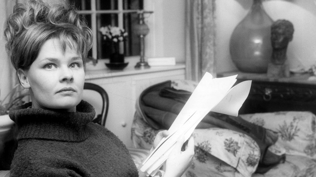 """Всемирную известность леди Денч принесли такие известные картины, как новая серия эпопеи о Джеймсе Бонде """"Золотой глаз"""", где она сыграла М - босса Бонда и """"Влюбленный Шекспир"""", в которой она исполнила роль королевы Елизаветы I."""