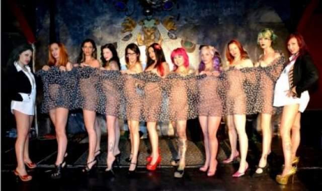 """Мисс проститутка В 2012 году в Лос-Анжелесе был проведен конкурс красоты """"Miss Hooker Beauty Pageant 2012"""". Конкурс был проведен образной художницей Натальей Фабиа"""