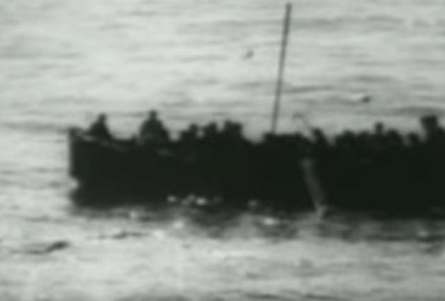 По докладу торпедолова TF10 им были спасены 512 человек, а сторожевым кораблем Т196 -147 человек. Таким образом, всего удалось спасти 659 человек. 3608 человек считаются пропавшими без вести в Балтийском море.