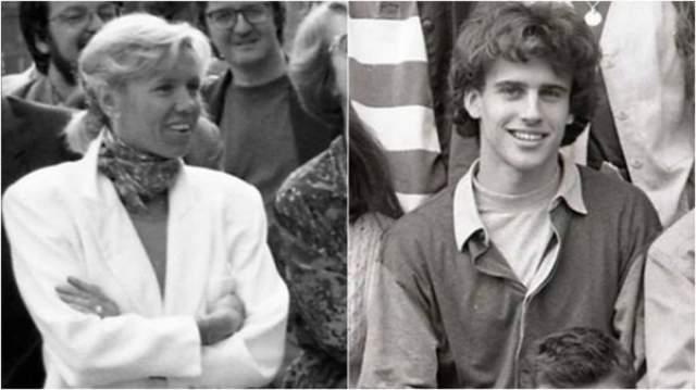 Брижит (65) и Эммануэль Макрон (41). Французский президент встретил свою будущую жену, когда ему было всего 15.